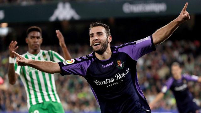 El Valladolid se mete en puestos europeos tras la victoria en el Villamarín