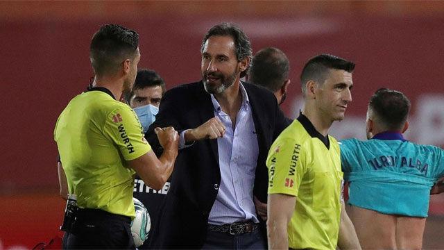 Vicente Moreno tiene sentimientos encontrados con Messi