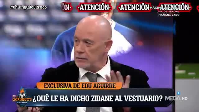 Zidane hace peor a la plantilla