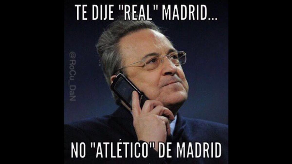 2-Real Madrid, no Atlético 1