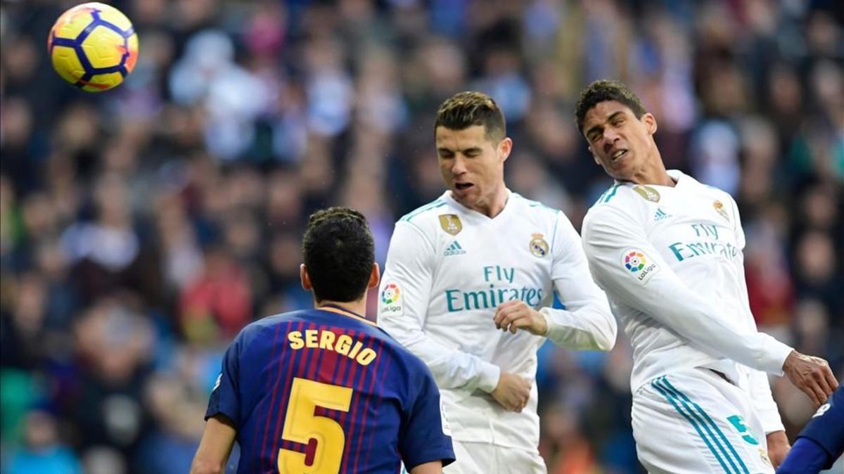 El calendario no da tregua al Real Madrid