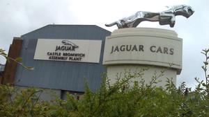Fábrica Jaguar Land Rover de Castle Bromwich