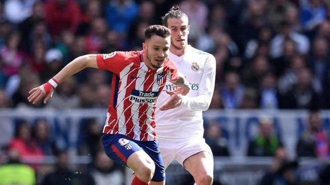 Saúl revela una anécdota idiomática con Bale