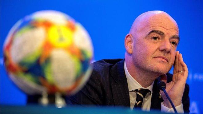 La FIFA, preocupada por los derechos humanos y el medioambiente en Catar 2022