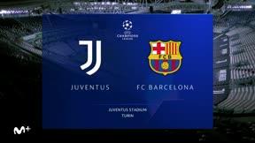 Así sí: el Barça recupera su fútbol en Turín