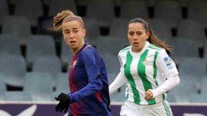 Barbara Latorre ha dejado el Barcelona