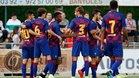 El Barça B alcanza la final de LEstany tras ganar al Banyoles