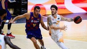 Barça y Baskonia se vuelven a ver las caras tras enfrentarse en la final de la pasada Liga