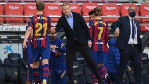 El Barça cayó en un Clásico marcado por el ansia de protagonismo de Martínez Munuera