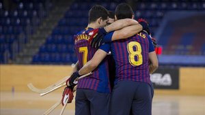 El Barça Lassa vuelve a jugar en Europa