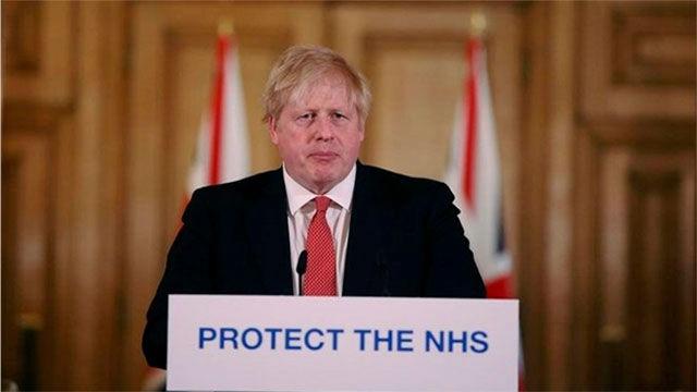 Boris Johnson da positivo por coronavirus