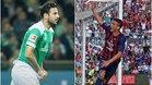 Claudio Pizarro juega en el Werder Bremen a sus 40 años y Fernando Ovelar ya tiene un gol como profesional con solo 14