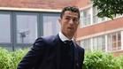 Cristiano Ronaldo declara ante el juez