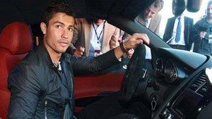Cristiano Ronaldo presume de su lujoso Mclaren Senna en Instagram | Don Balón Rosa