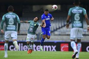 El Cruz Azul sigue invicto en el torneo Guard1anes 2020