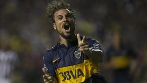 Daniel Osvaldo jugó en clubes como Fiorentina, Juventus, Roma, Espanyol, Porto, entre otros.