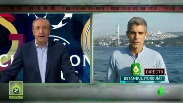 La directiva del Real Madrid no entendió la alineación de Zidane