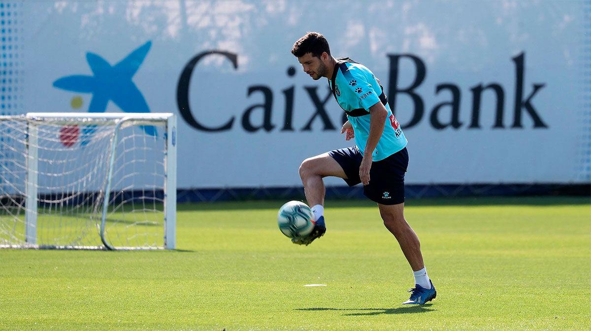 El Espanyol sigue preparándose para la vuelta de LaLiga
