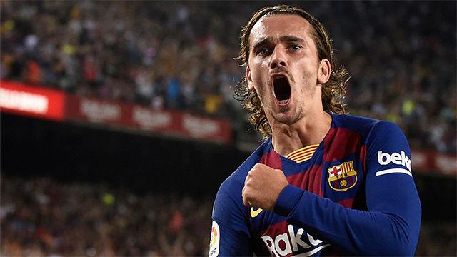 ¡A falta del rey Messi, bueno es el príncipe Antoine! Así narró la radio el segundo golazo de Griezmann al Betis