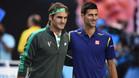 Federer y Djokovic volverán a enfrentarse en la final de Cincinnati