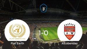 El Flat Earth se impone por la mínima al Alcobendas Sport (1-0)