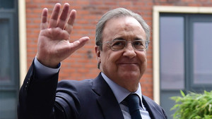 Florentino Pérez seguirá como presidente del Real Madrid de nuevo