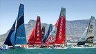 La flota de la Vuelta al Mundo por etapas, en Ciudad del Cabo