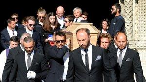 El funeral de Anthoine Hubert en Chartres