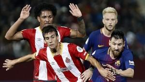 El Girona y el Barça se vuelve a ver las caras