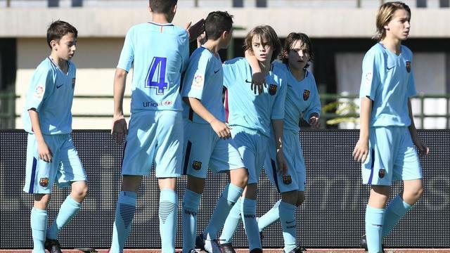 El gol de Cristo que mete al Barça en semifinales