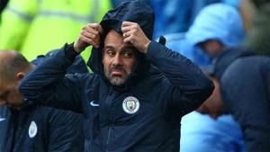 Guardiola, actual entrenador del Manchester City