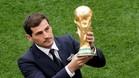 Iker Casillas ha defendido a De Gea tras las críticas recibidas por el partido contra Portugal