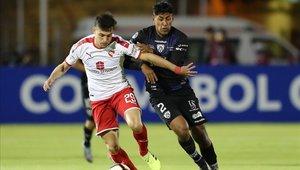 Independiente de Avellaneda quedó fuera de la Copa Sudamericana