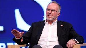 Karl-Heinz Rummenigge, director general del Bayern Múnich