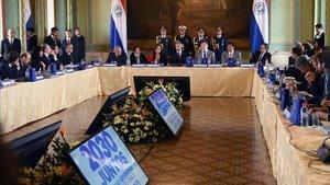 Las delegaciones técnicas de Chile, Argentina, Uruguay y Paraguay se han reunido en Asunción