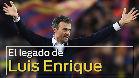 El legado de Luis Enrique como entrenador del Barça