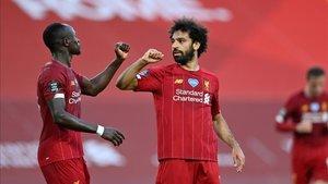 El Liverpool se Salah es el favorito de su grupo en Champions