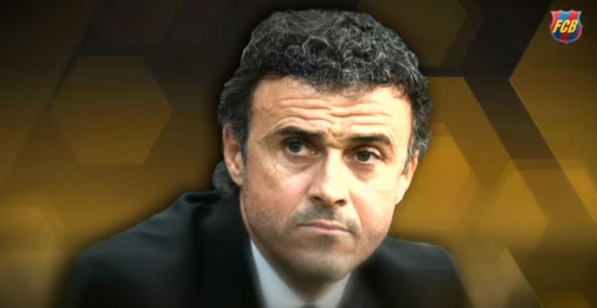 Luis Enrique, mejor entrenador para la FIFA
