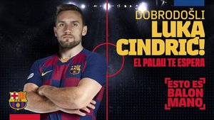Luka Cindric, la perfección hecha central
