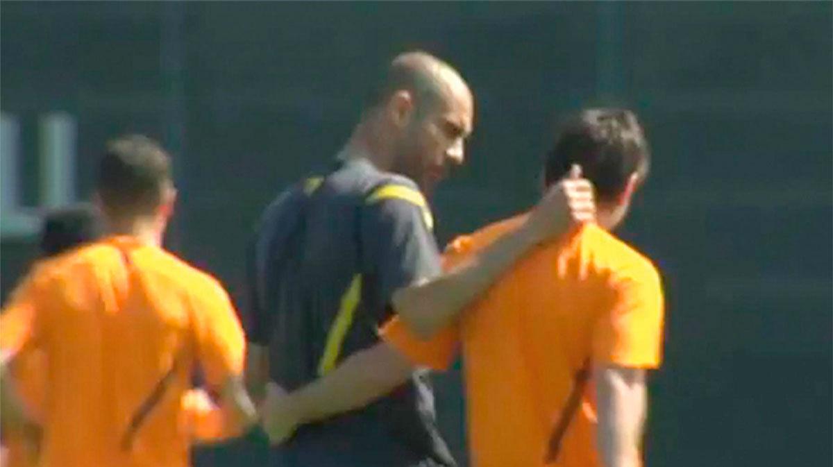 Marcelo Bechler: Messi entiende que con Guardiola volverá a triunfar