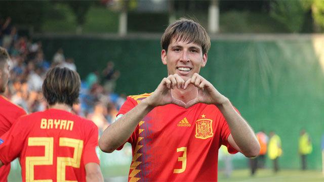 Miranda explica cómo prepara España el decisivo duelo contra Italia