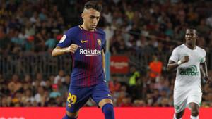 Munir saldrá del Barça