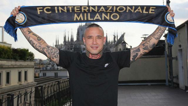 Nainggolan, nuevo jugador del Inter