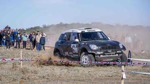 Nani Roma y su Mini ganaron el Rally de Cuenca