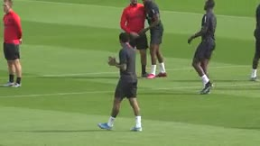 Neymar vuelve a pisar césped