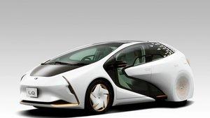 El nuevo Toyota LQ