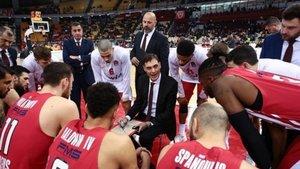 Olympiacos permite que sus jugadores abandonen Grecia