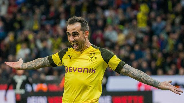 Paco Alcácer sigue luciéndose en Alemania: doblete y victoria