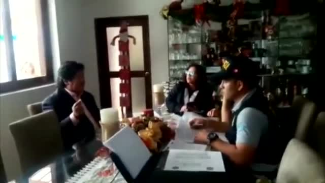 Presidente de Federación Peruana de Fútbol es detenido