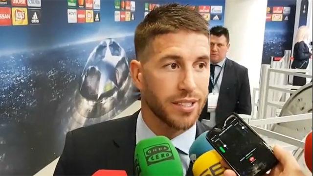 Ramos: Si Iniesta se llamara Andresinho tendría dos Balones de Oro
